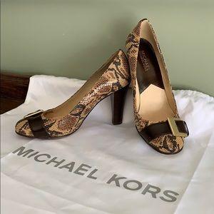 Authentic Michael Kors Heels